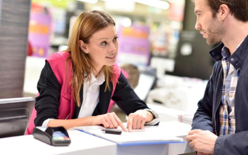 Customer facing