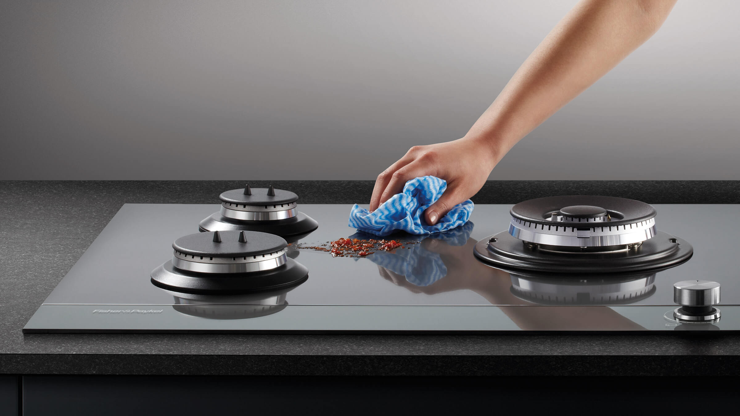 How To Clean A Gas Stove Step By Nothing Creative