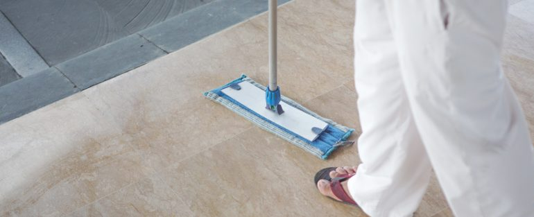 How to clean natural stone